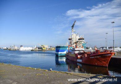 Een kijkje in de haven van Den Helder