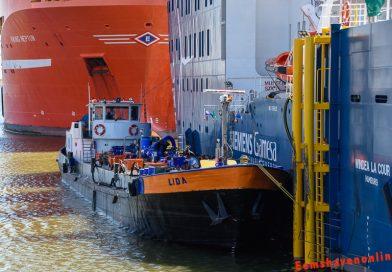 Gulf Bunkering adverteerder op Eemshavenonline