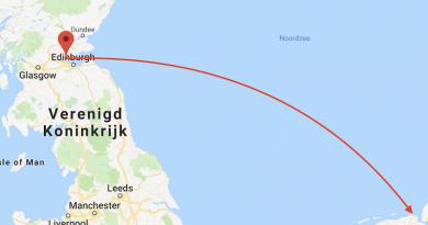 Plannen voor veerdienst tussen Eemshaven en Schotland