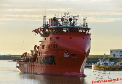 Service Operation schepen weer naar de windparken