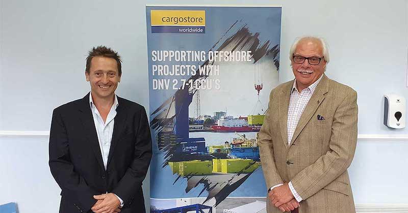 Cargostore groeit verder, nieuwe vice president offshore