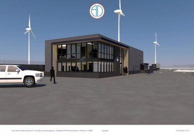 Defensie laat eigen locatie in Eemshaven bouwen