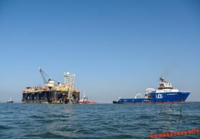 Platform Castoro Sei nieuwe blikvanger voor Eemshaven (video)