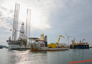 Rondje Eemshaven: zondag 17 oktober 2021 (video)