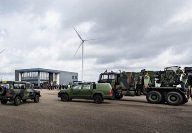 Nieuwe locatie voor Defensie in Eemshaven geopend